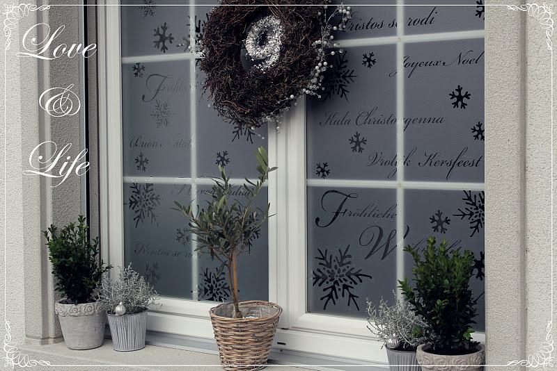 maditas hus adventsfenster. Black Bedroom Furniture Sets. Home Design Ideas