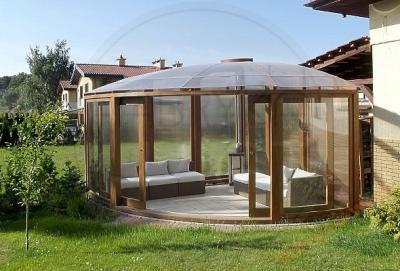Modernistyczne tanie dizajnowanie: Ogród zimowy, czyli dlaczego w lecie piszę o zimie QT82