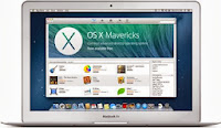Sekilas Tentang OS X Mavericks MAC Apple