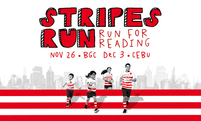 McDonald's Stripes Run Cebu