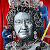 Queen Elizabeth's Automotive History Honoured With A Sculpture Of Her Made Entirely Of Car Parts