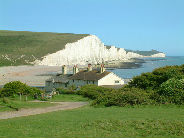 Inghilterra: Seven Sisters