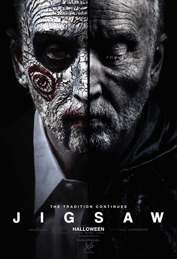 Jigsaw 2017 English 720p BRRip 850MB ESubs