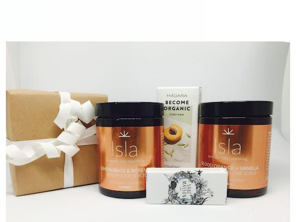 ISLA APOTHECARY: SCRUB CORPO ORANGE+VANILLE- SCRUB PIEDI LEMONGRASS+ROSEMARY- PEELING CORPO COFFEE+CINNAMON