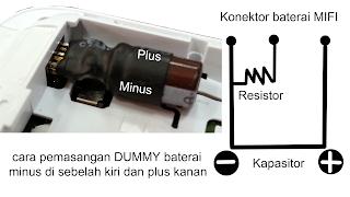 Cara Membuat Baterai Modem BOLT 4G LTE Menjadi Awet