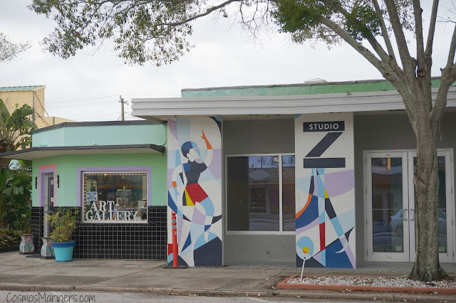 Coastal Creativity: Revitalization and Preservation in the Eau Gallie Arts District, Melbourne, Florida | CosmosMariners.com