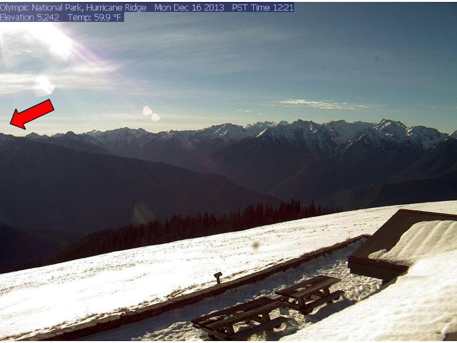 Hurricane Ridge Webcam