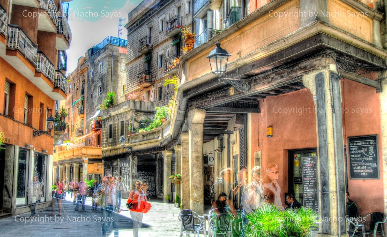 Aire ancient baths historias con final aire de barcelona for Hoteles en el born de barcelona