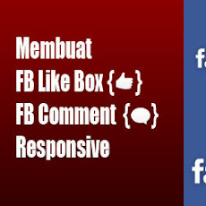 Membuat Facebook Like Box dan Comment Responsive