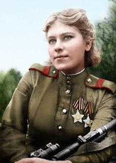 Ρόζα Γκεορκίεβνα Σανίνα
