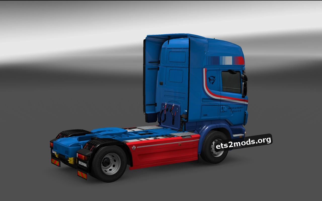 Bruun & Nielsen Skin for Scania RJL