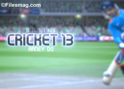 EA Sports Cricket 2013 Game Free Download