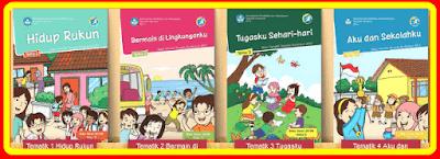 Buku Kurikulum 2013 SD Kelas 2 Tema Hidup Rukun Revisi 2017