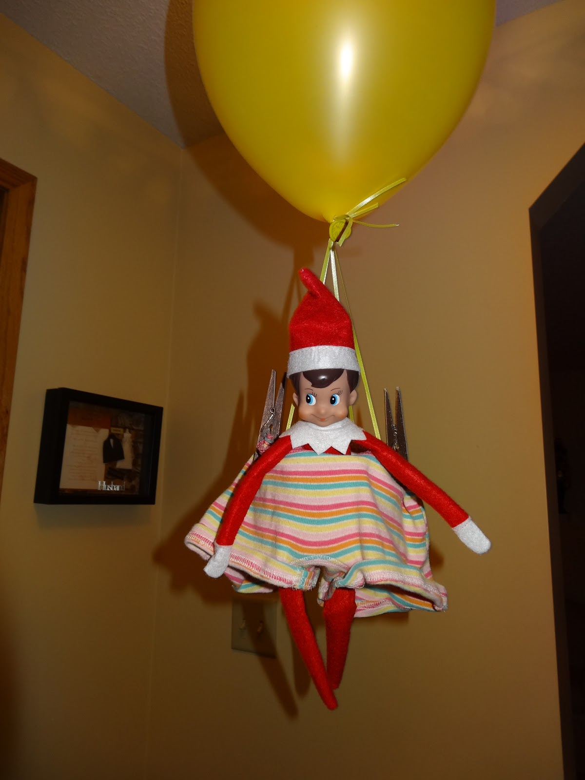create with kiddos day 110 elf on a shelf