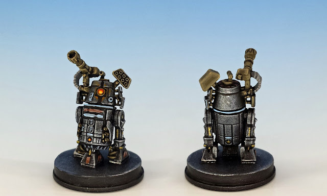 BT-1 Bee Tee, Imperial Assault (2017), painted miniature