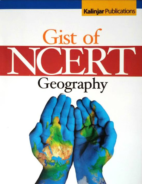 Gist of NCERT  Indian Geography Book Free Download