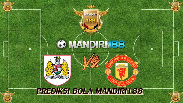 AGEN BOLA - Prediksi Bristol City vs Manchester United 21 Desember 2017