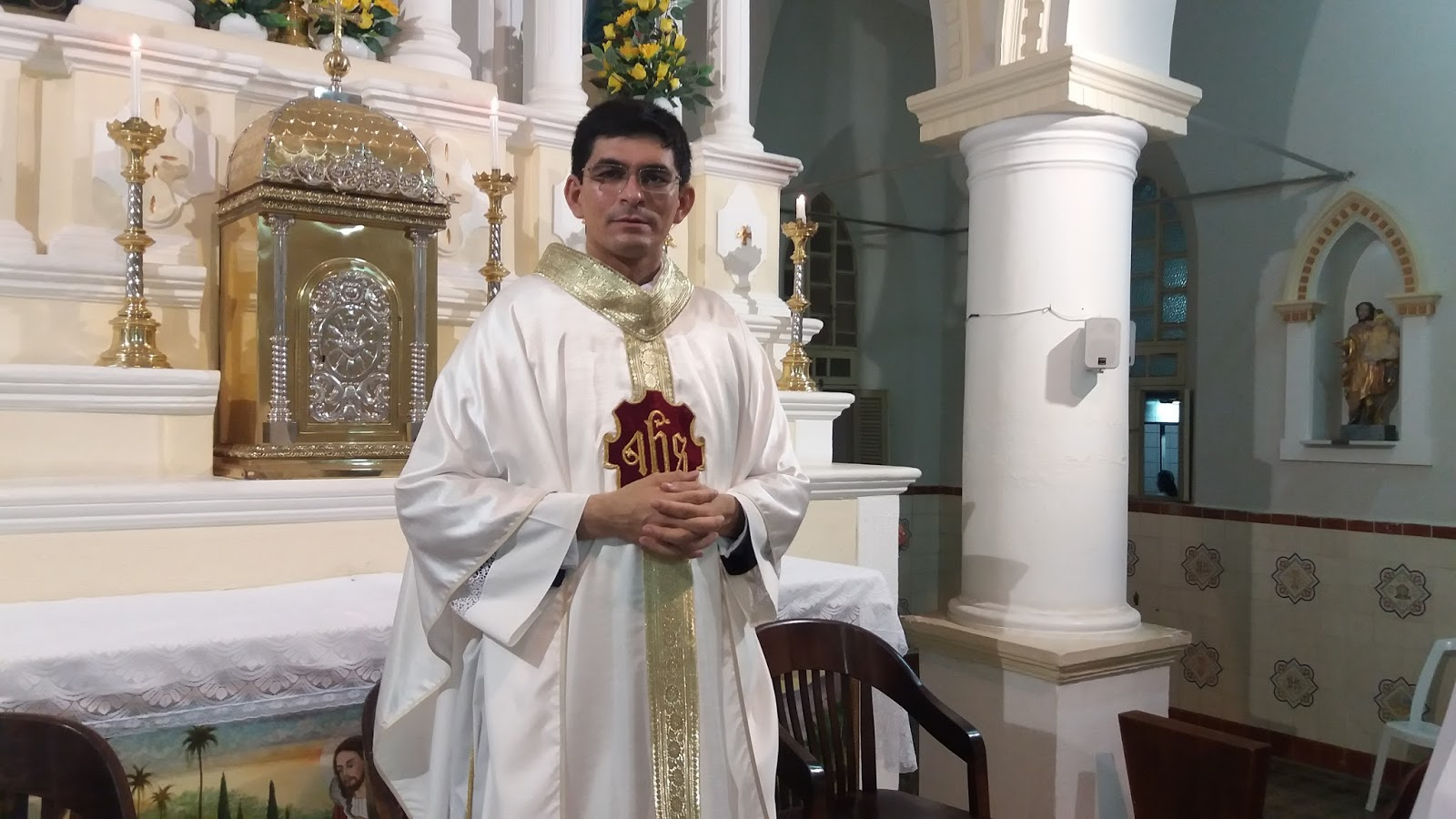 Resultado de imagem para padre severino angicos