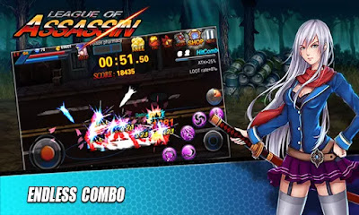 Download League of Assassin Mod Apk