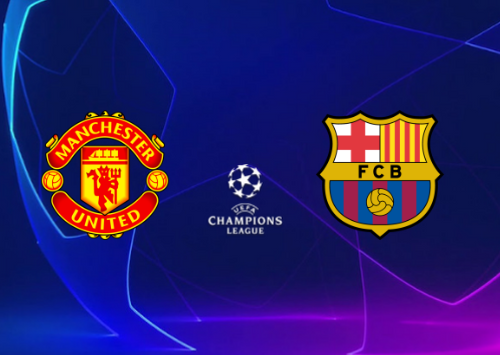 Manchester United vs Barcelona Full Match & Highlights 10 April 2019