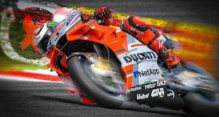 Koleksi Foto Jorge Lorenzo MotoGP 2018