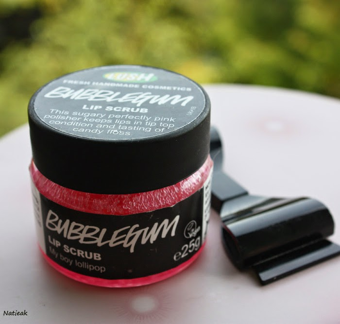Exfoliant Bubble gum Lush