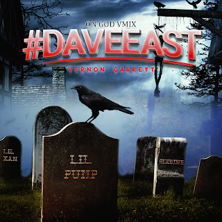 New Music: Vernon Garrett - #DaveEast VMix (On God Freestyle)