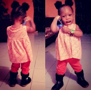 Seun Kuti Has A Secret Daughter – Baby Mama Adaeze Leaks Photos