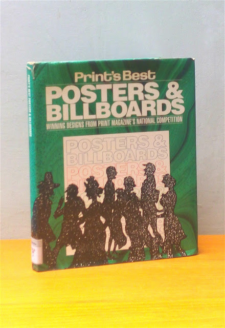 PRINT'S BEST POSTERS & BILLBOARDS, Linda Silver