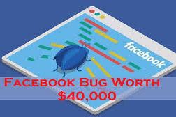 Facebook Menawarkan $40.000 Jika Anda Menemukan Bukti Kebocoran Data