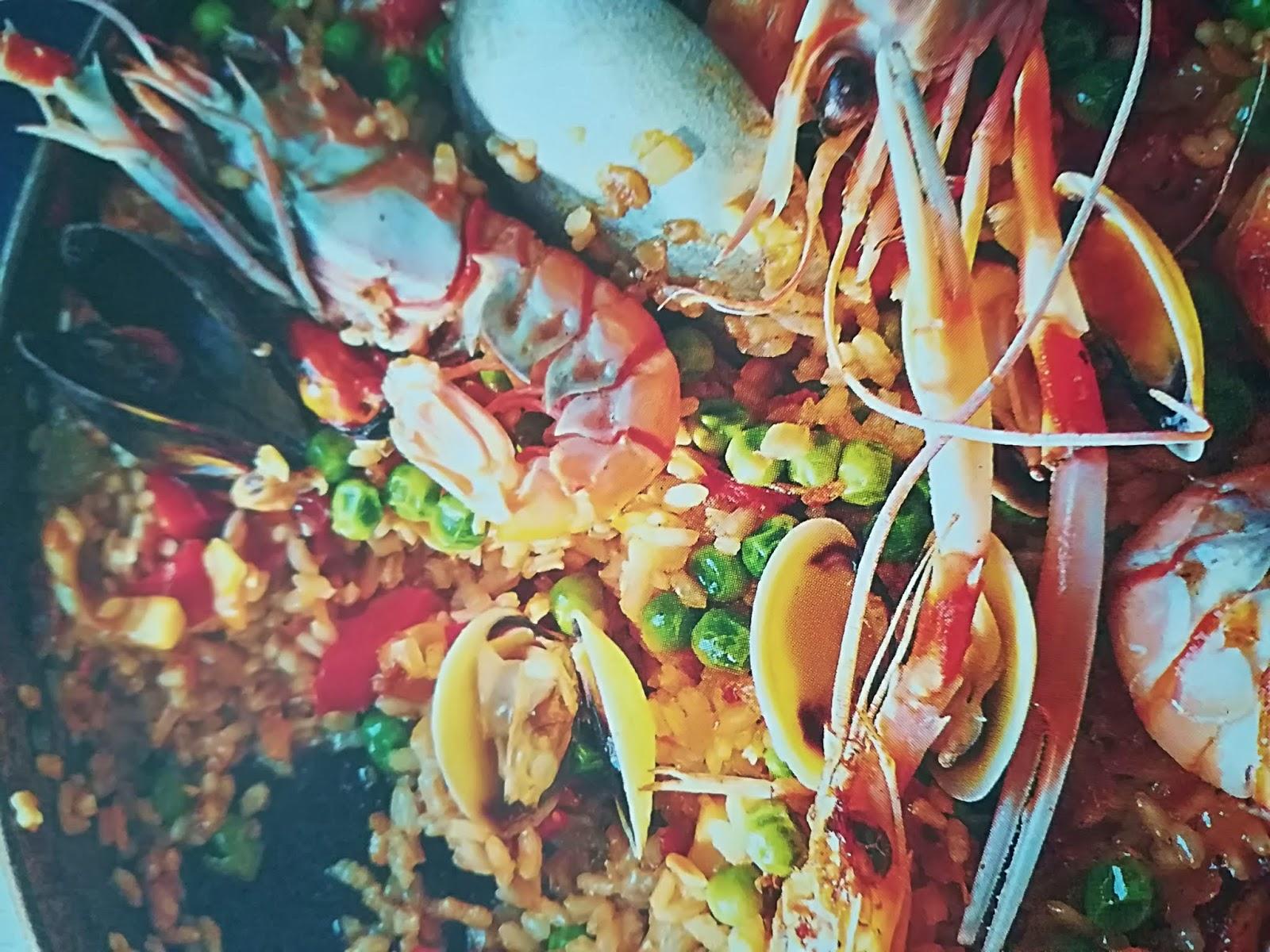 De keukens van de middellandse zee. gereons keuken thuis