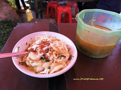 Bubur Ayam Paling Enak Di Bogor