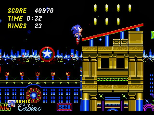 Superphillip Central Top Five Sonic The Hedgehog Casino Levels