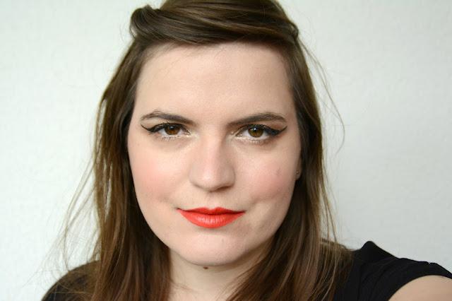 Makeup Rock'Noël avec Peggy Sage: tutoriel et concours