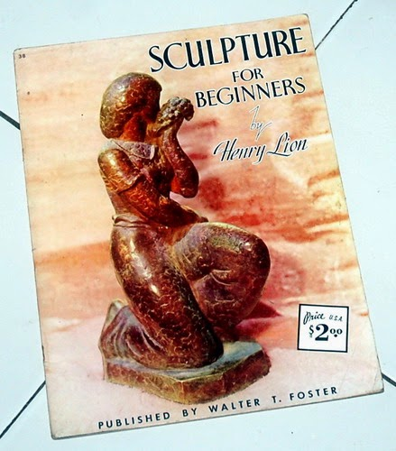 Sculpture for Beginners Henry Lion