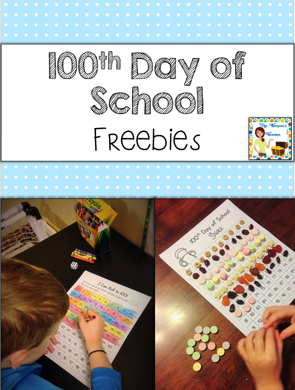 http://www.mrsthompsonstreasures.com/p/s.html#!/100th-Day-of-School-Pack/p/47695929/category=11418220
