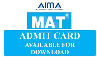 MAT Admit Card Download Hall Ticket Online Now