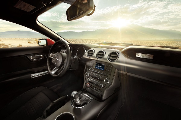 Interior Ford Mustang GT