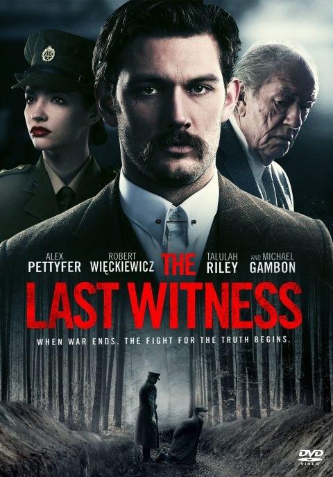The Last Witness [2018] [DVDR] [NTSC] [CUSTOM HD] [Latino]