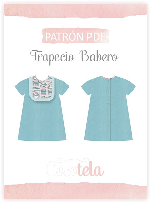 http://cosotela.blogspot.com.es/2015/04/Patron-vestido-trapecio-manga-corta-con-babero.html