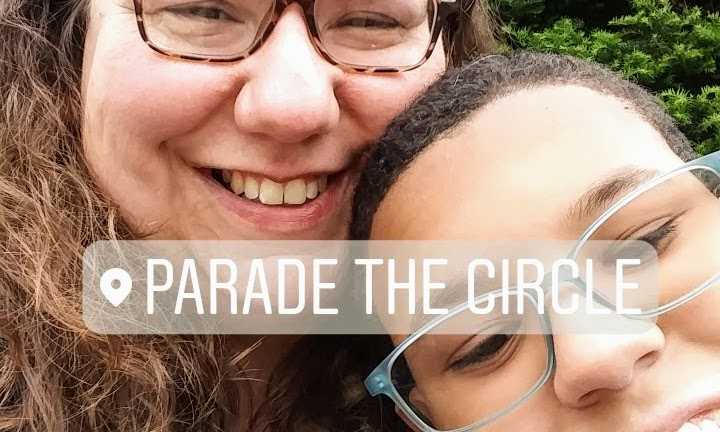 Annual @ClevelandArt Parade the Circle fun