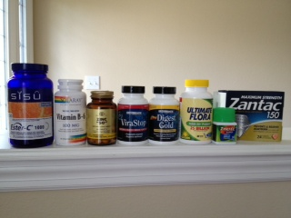 The Histamine Intolerant Chick: Supplements to start taking