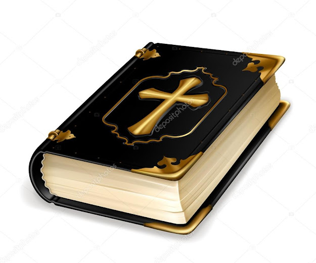Holy Book Vector  Stock Vector