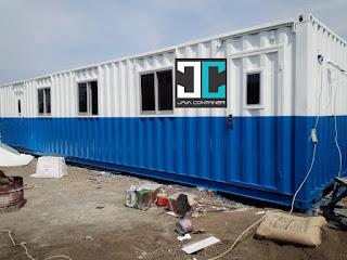 Harga Container Office 40 Feet di surabaya