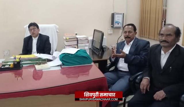 जन सामान्य के लिए हितकारी है राष्ट्रीय लोक अदालतें: जिला एवं सत्र न्यायाधीश ए के वर्मा | Shivpuri News