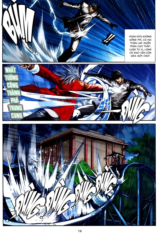 Quyền Đạo chapter 12 - end trang 19