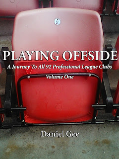 a doing the 92 football groundhopping book