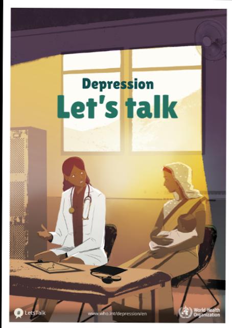 World's showcase - depression