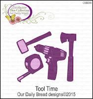ODBD Custom Tool Time Dies