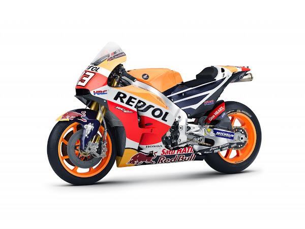 2016 Repsol Honda RC213V MotoGP Wallpaper 93